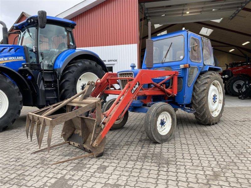 Traktor typu Ford 4600 PÅ VEJ HJEM!, Gebrauchtmaschine w Aalestrup (Zdjęcie 1)
