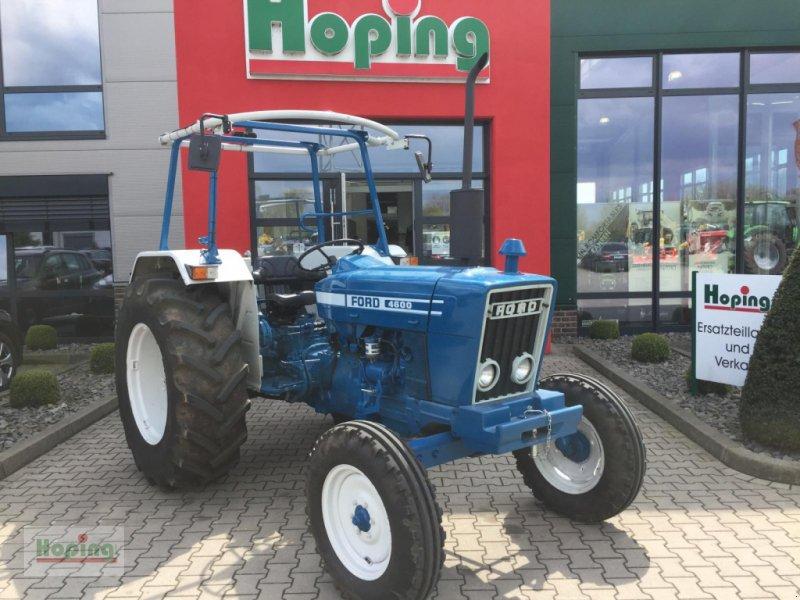 Traktor typu Ford 4600, Gebrauchtmaschine w Bakum (Zdjęcie 1)