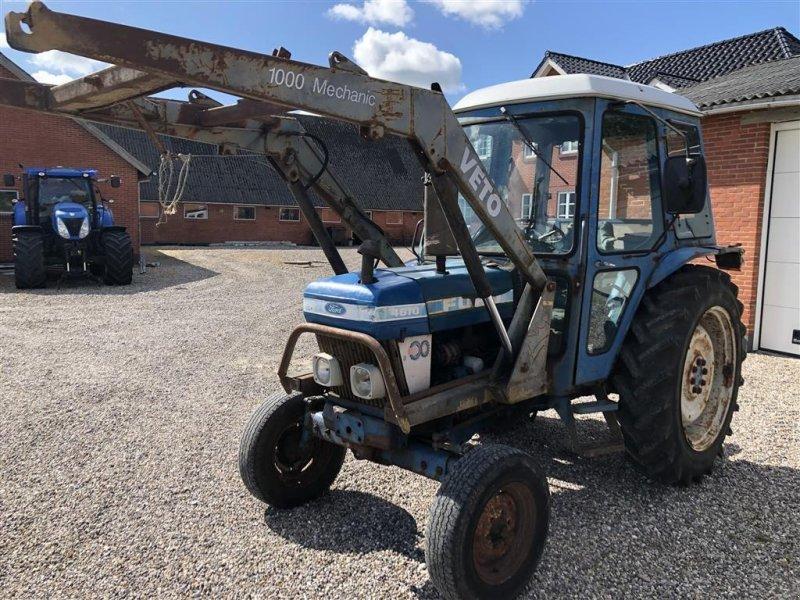 Traktor типа Ford 4610 med frontlæsser, Gebrauchtmaschine в Nørager (Фотография 1)