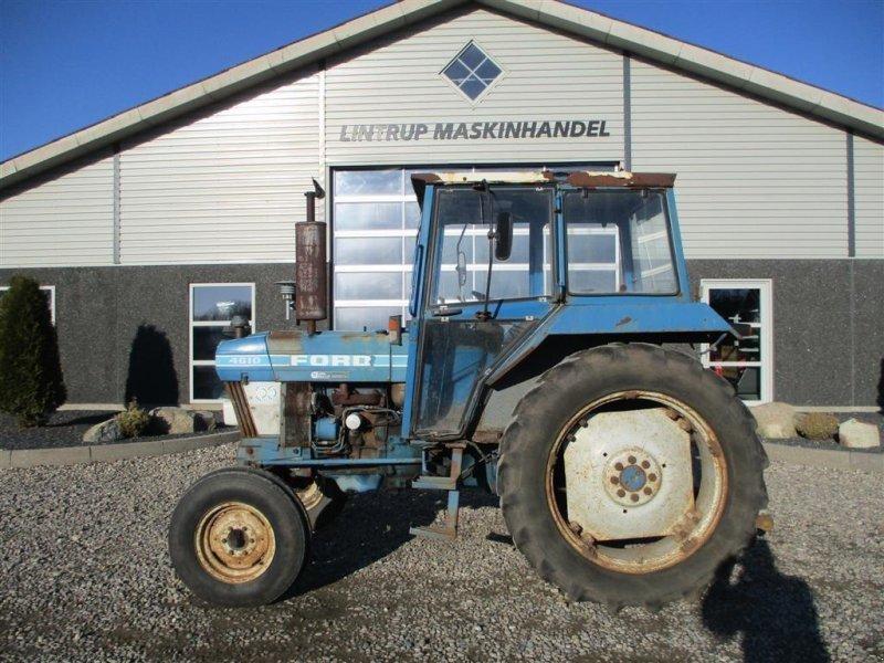 Traktor типа Ford 4610 med servostyrring, Gebrauchtmaschine в Lintrup (Фотография 1)