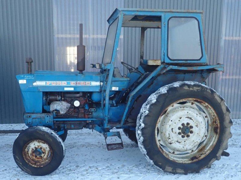 Traktor del tipo Ford 5000, Gebrauchtmaschine en Viborg (Imagen 1)