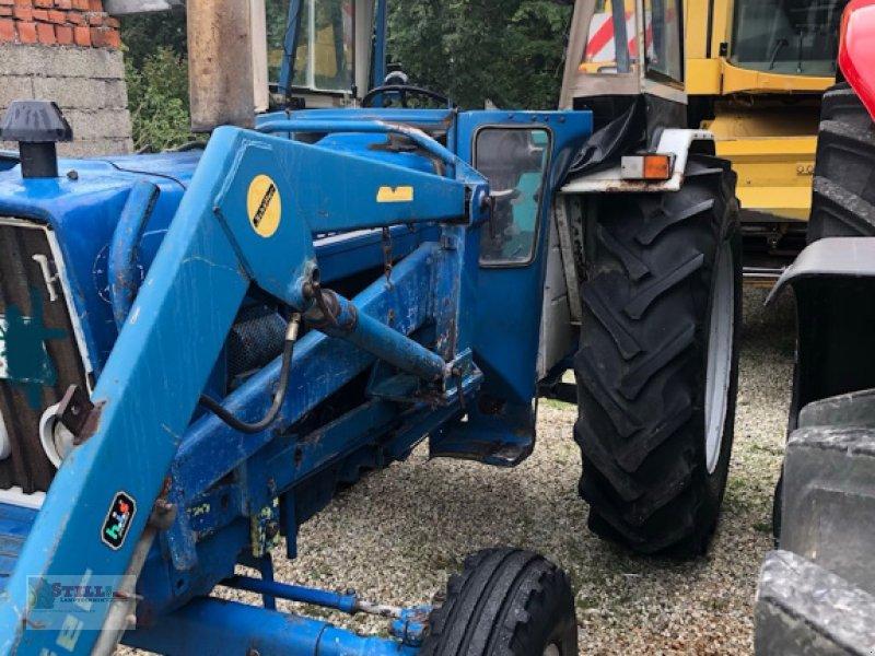 Traktor des Typs Ford 5600, Gebrauchtmaschine in Niederviehbach (Bild 4)