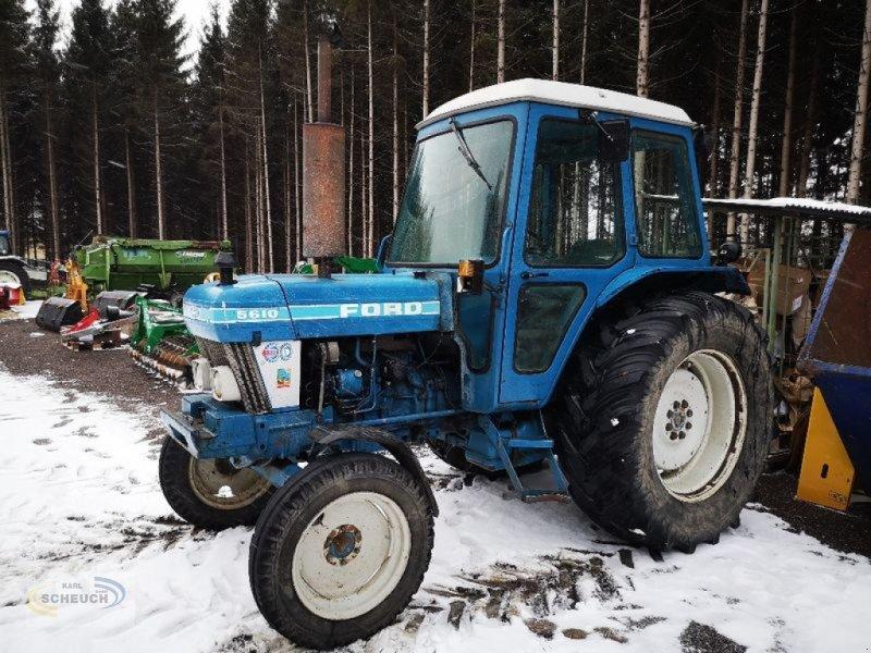 Traktor del tipo Ford 5610 Q, Gebrauchtmaschine en Zeillern (Imagen 1)