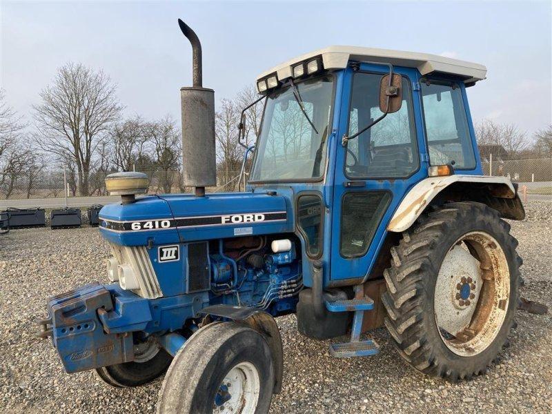 Traktor typu Ford 6410 FORCE III m turbo, Gebrauchtmaschine w Rødekro (Zdjęcie 1)