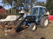 Ford 6610 Med Frontlæsser Traktor