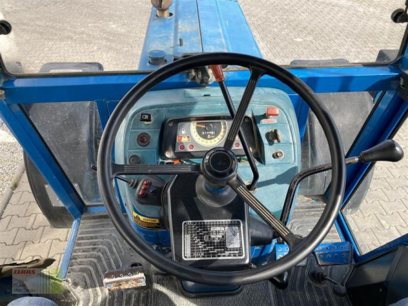 Traktor des Typs Ford 6610, Gebrauchtmaschine in Aurach (Bild 19)