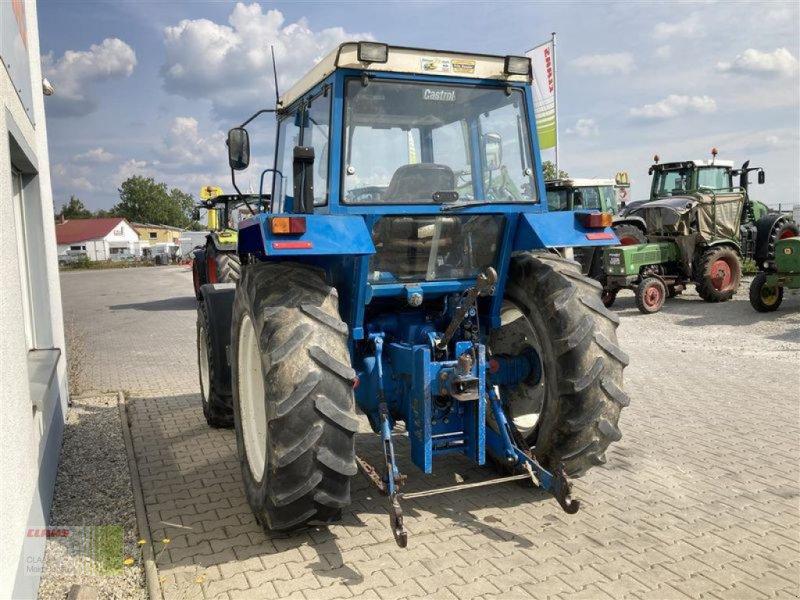 Traktor des Typs Ford 6610, Gebrauchtmaschine in Aurach (Bild 5)