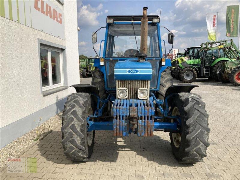 Traktor des Typs Ford 6610, Gebrauchtmaschine in Aurach (Bild 16)