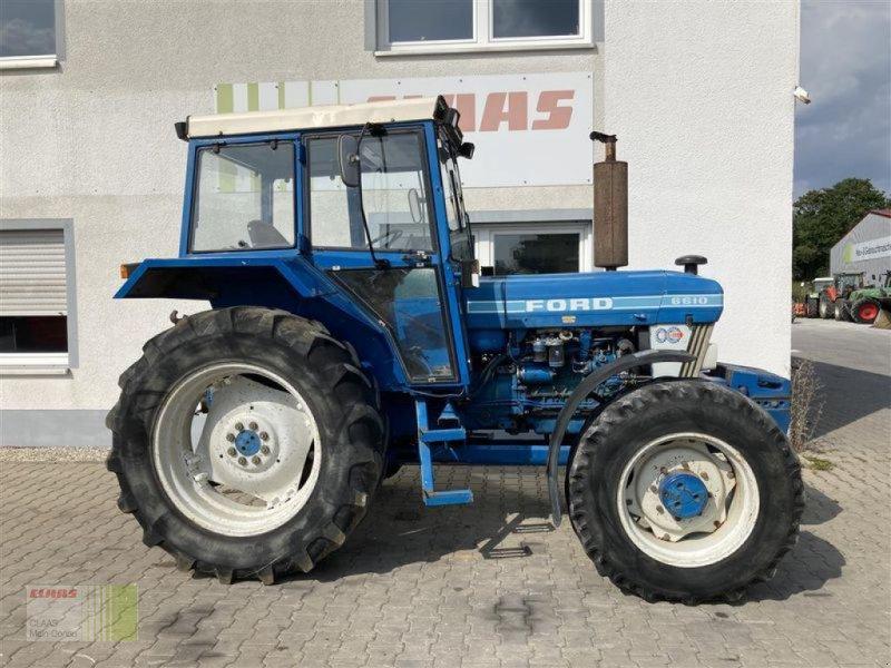 Traktor des Typs Ford 6610, Gebrauchtmaschine in Aurach (Bild 1)