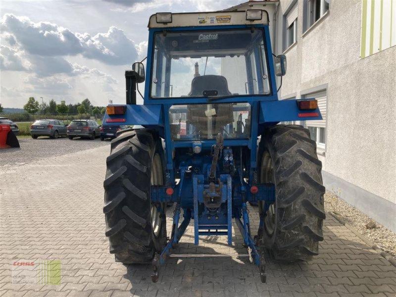 Traktor des Typs Ford 6610, Gebrauchtmaschine in Aurach (Bild 6)