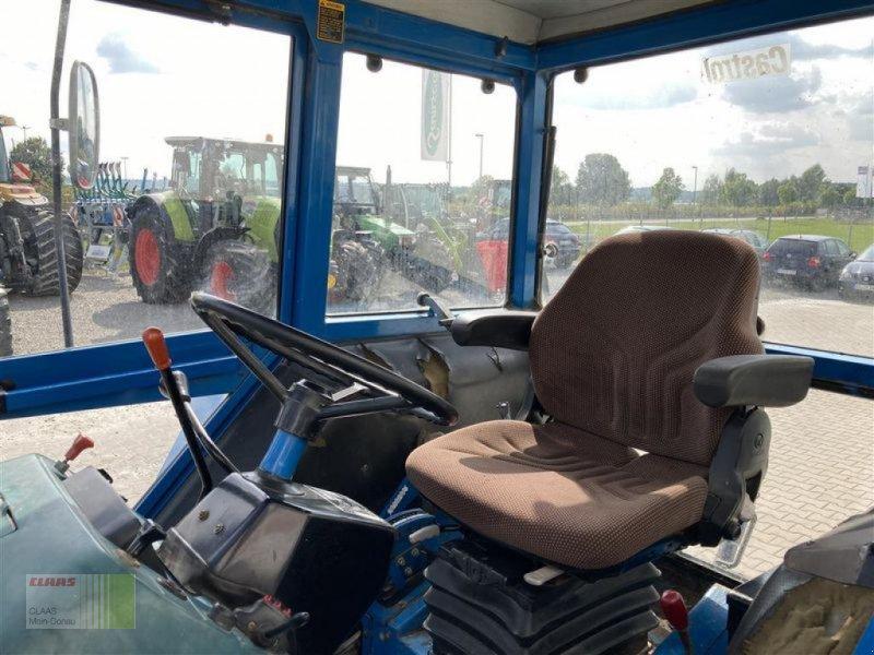 Traktor des Typs Ford 6610, Gebrauchtmaschine in Aurach (Bild 21)