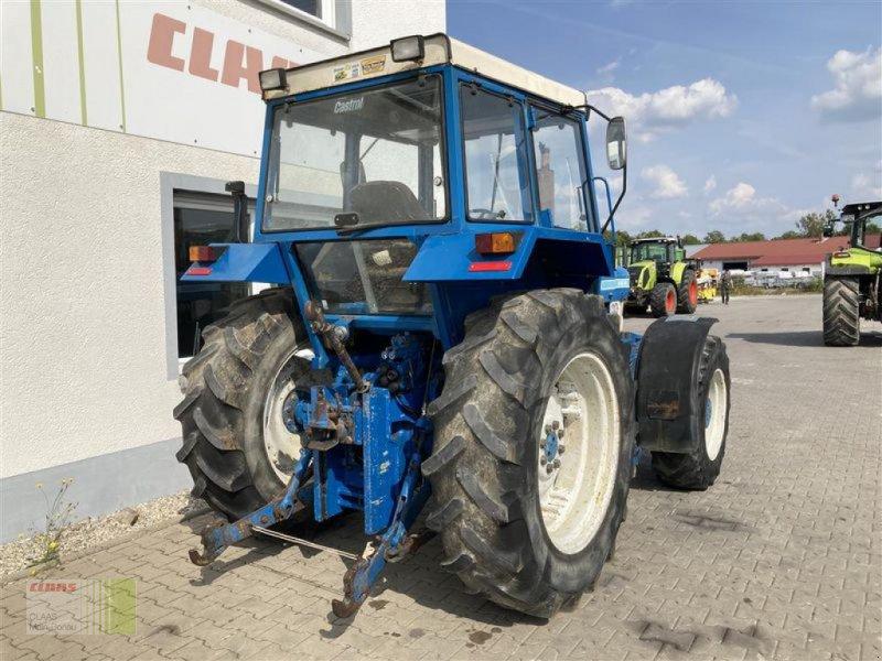Traktor des Typs Ford 6610, Gebrauchtmaschine in Aurach (Bild 9)