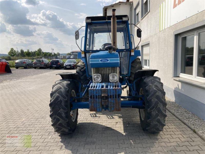Traktor des Typs Ford 6610, Gebrauchtmaschine in Aurach (Bild 12)