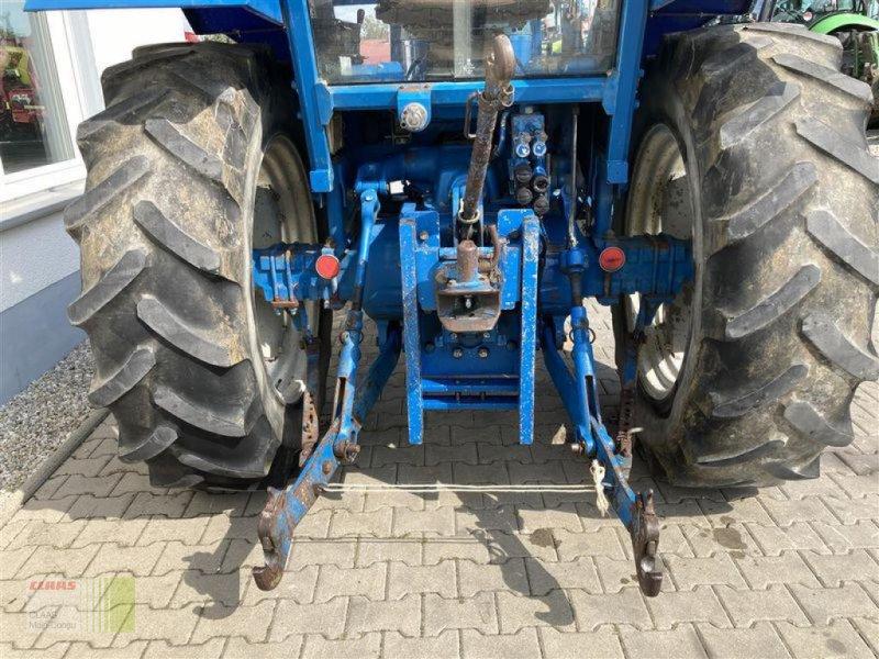 Traktor des Typs Ford 6610, Gebrauchtmaschine in Aurach (Bild 8)