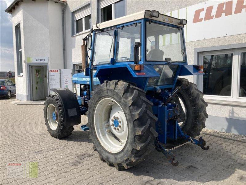 Traktor des Typs Ford 6610, Gebrauchtmaschine in Aurach (Bild 10)