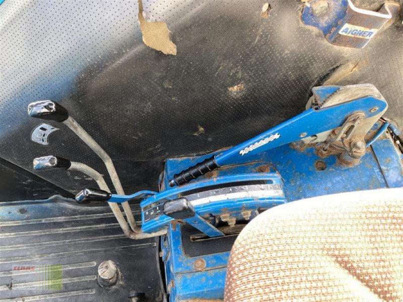 Traktor des Typs Ford 6610, Gebrauchtmaschine in Aurach (Bild 22)