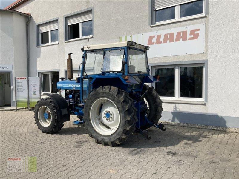 Traktor des Typs Ford 6610, Gebrauchtmaschine in Aurach (Bild 4)