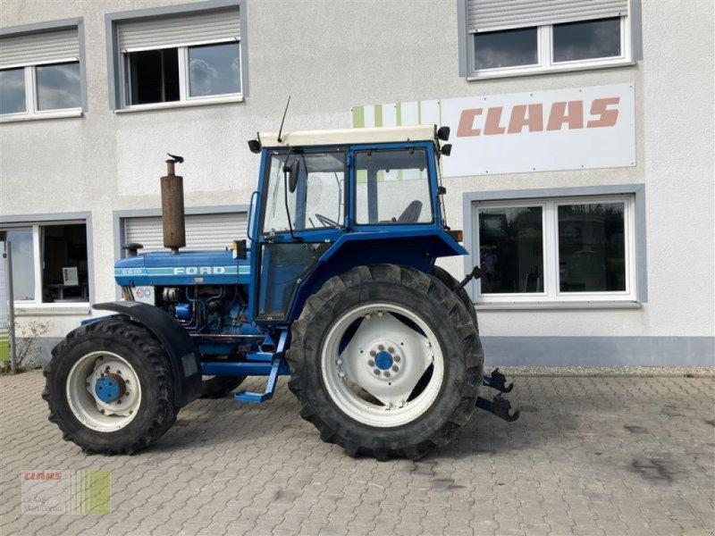 Traktor des Typs Ford 6610, Gebrauchtmaschine in Aurach (Bild 3)