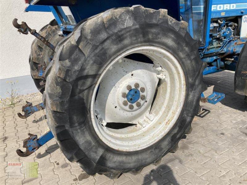 Traktor des Typs Ford 6610, Gebrauchtmaschine in Aurach (Bild 17)