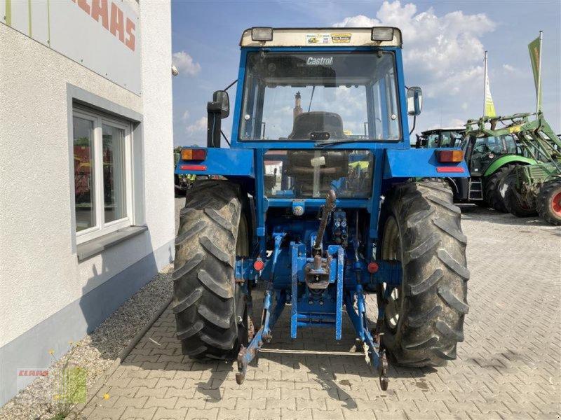 Traktor des Typs Ford 6610, Gebrauchtmaschine in Aurach (Bild 7)
