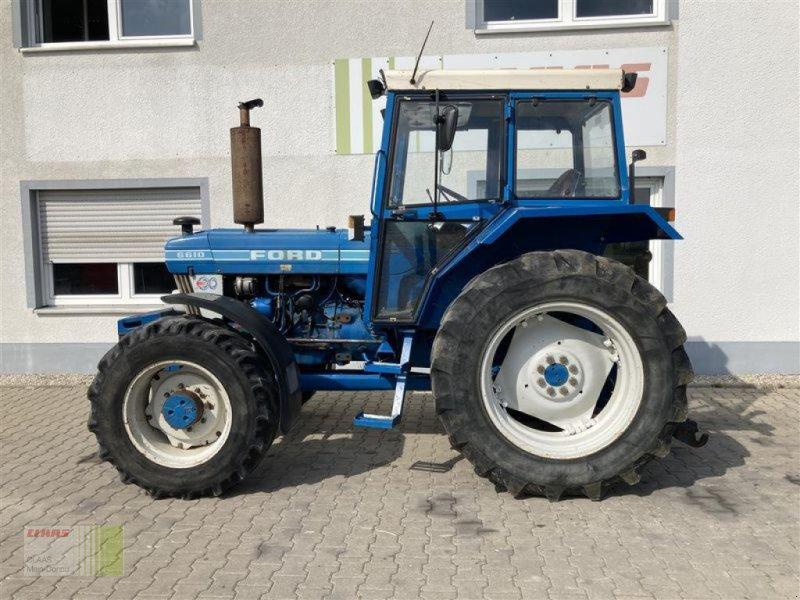 Traktor des Typs Ford 6610, Gebrauchtmaschine in Aurach (Bild 2)