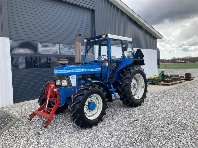 Traktor типа Ford 6610, Gebrauchtmaschine в Thorsø (Фотография 1)