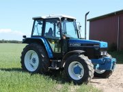 Traktor типа Ford 6640 SLE KUN 2670 TIMER, Gebrauchtmaschine в Hurup Thy
