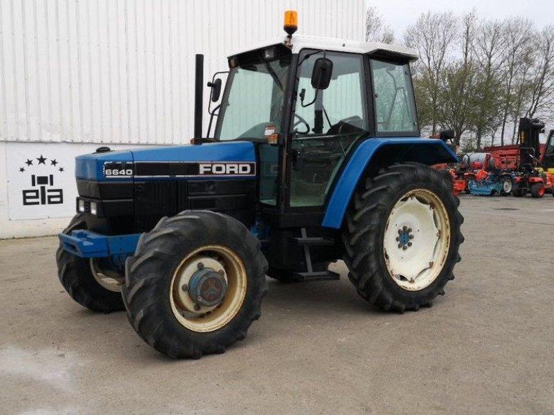 Traktor typu Ford 6640, Gebrauchtmaschine w Leende (Zdjęcie 1)