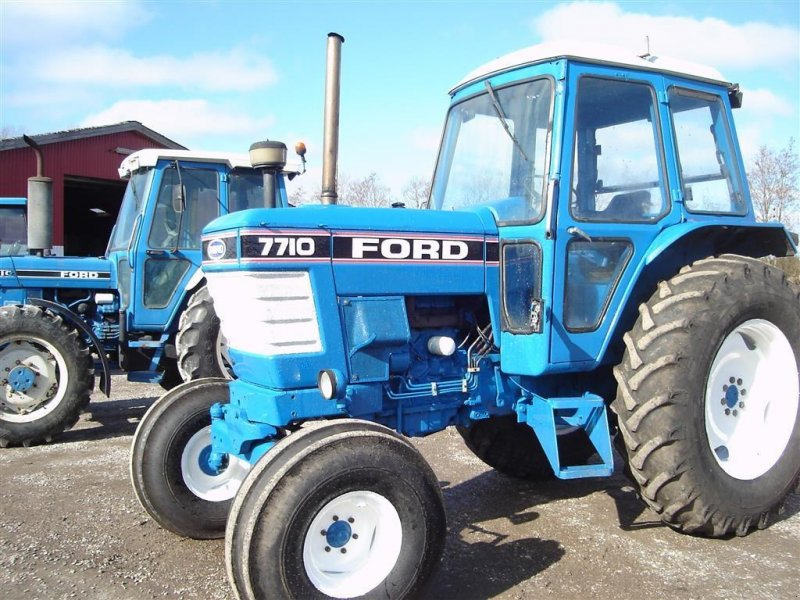 Traktor типа Ford 6700, Gebrauchtmaschine в Ejstrupholm (Фотография 1)