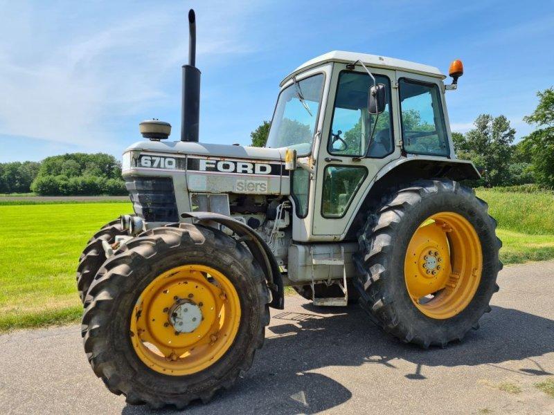 Traktor a típus Ford 6710, Gebrauchtmaschine ekkor: Scharsterbrug (Kép 1)