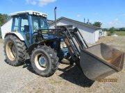 Ford 6810 Frontlæsser monteret Traktor