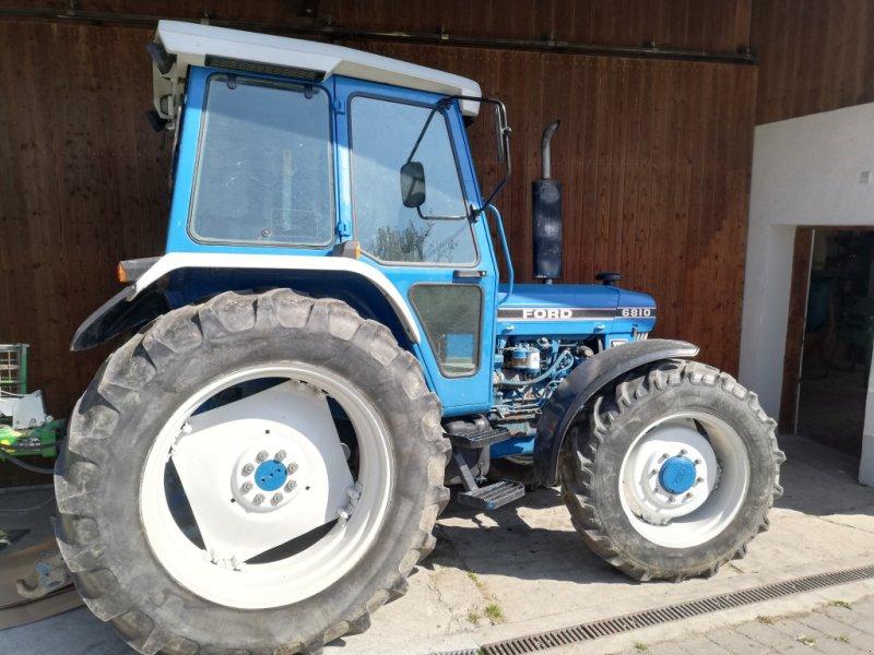 Traktor typu Ford 6810, Gebrauchtmaschine w Arnstorf/Mariakirchen (Zdjęcie 1)