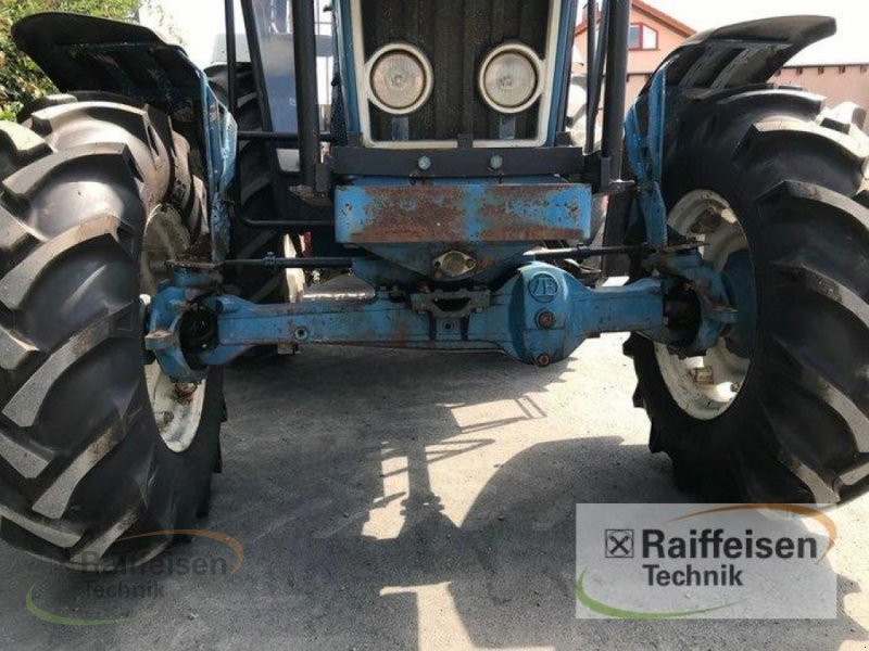 Traktor des Typs Ford 7600, Gebrauchtmaschine in Linsengericht - Altenhaßlau (Bild 10)
