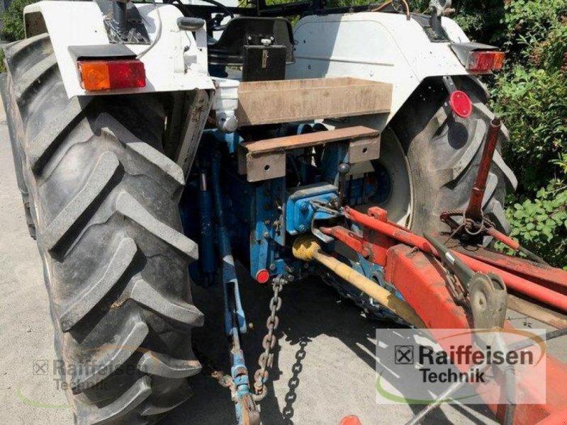 Traktor des Typs Ford 7600, Gebrauchtmaschine in Linsengericht - Altenhaßlau (Bild 2)