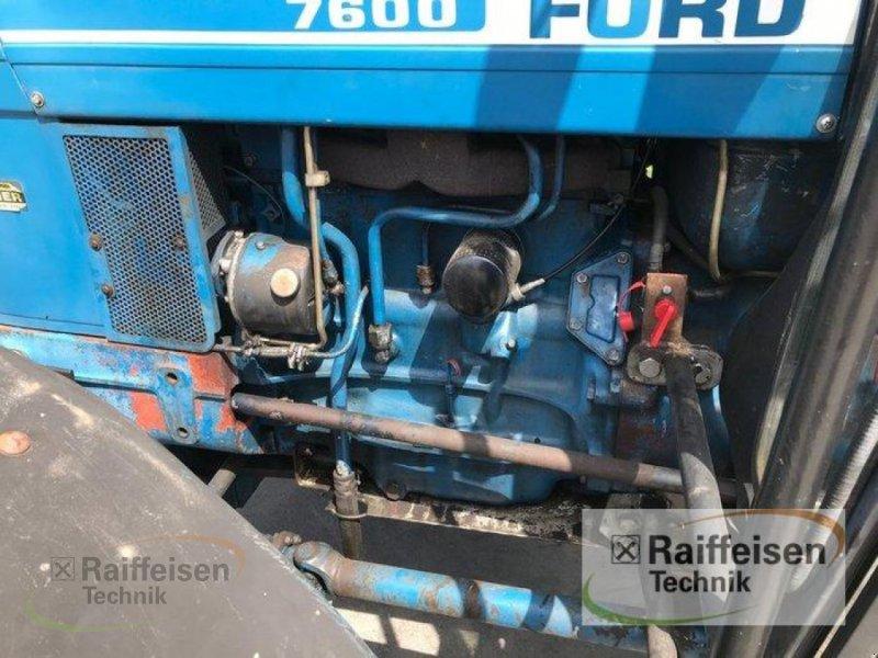 Traktor des Typs Ford 7600, Gebrauchtmaschine in Linsengericht - Altenhaßlau (Bild 13)