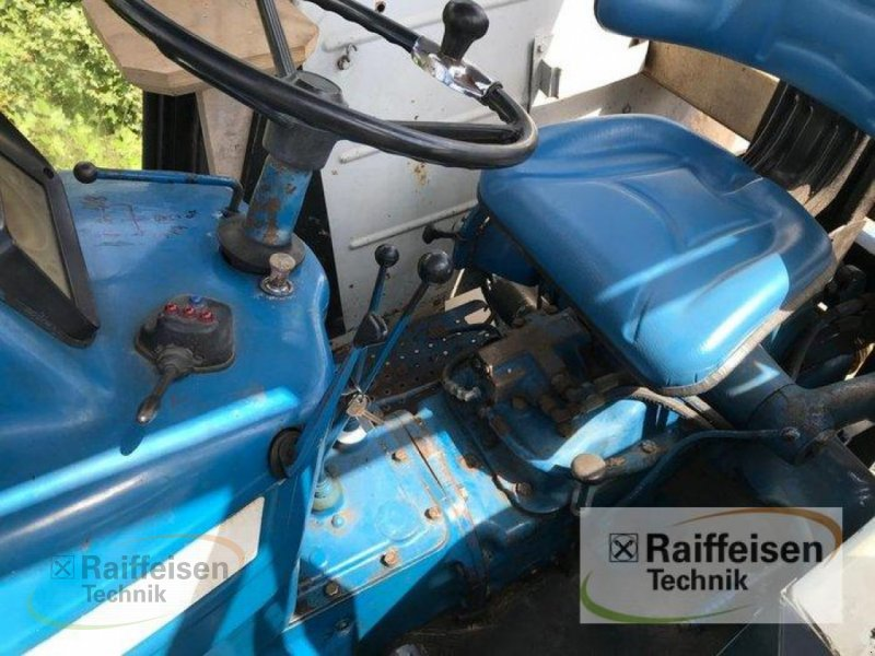 Traktor des Typs Ford 7600, Gebrauchtmaschine in Linsengericht - Altenhaßlau (Bild 12)