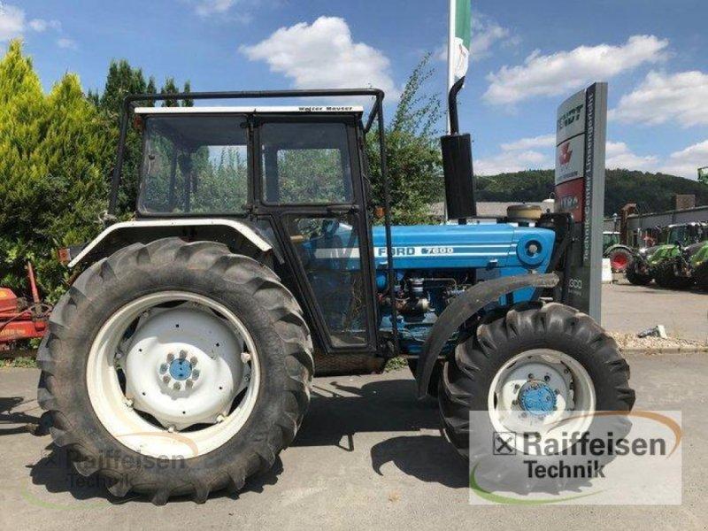 Traktor des Typs Ford 7600, Gebrauchtmaschine in Linsengericht - Altenhaßlau (Bild 8)