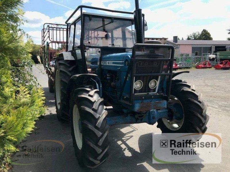 Traktor des Typs Ford 7600, Gebrauchtmaschine in Linsengericht - Altenhaßlau (Bild 9)