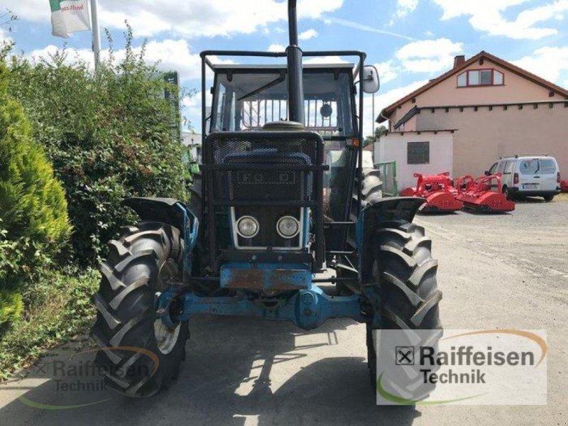 Traktor des Typs Ford 7600, Gebrauchtmaschine in Linsengericht - Altenhaßlau (Bild 3)