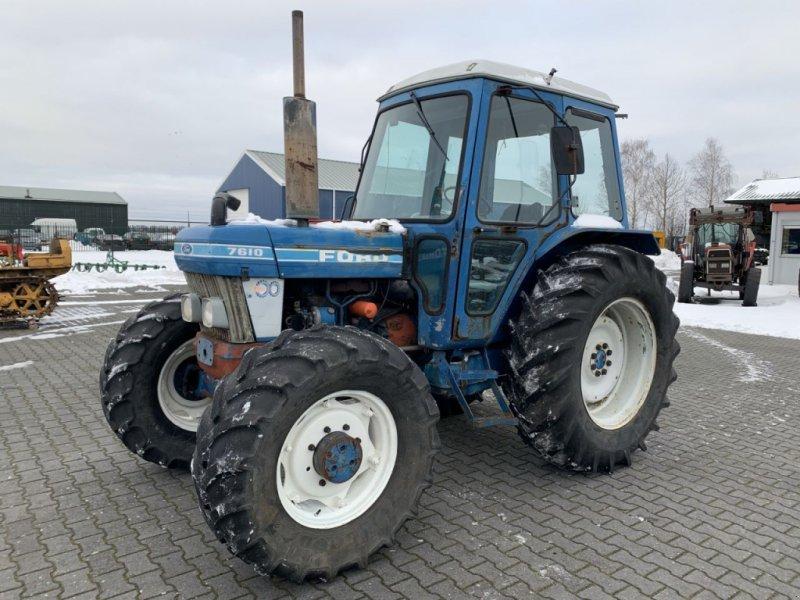 Traktor del tipo Ford 7610, Gebrauchtmaschine en Tweede Exloermond (Imagen 1)