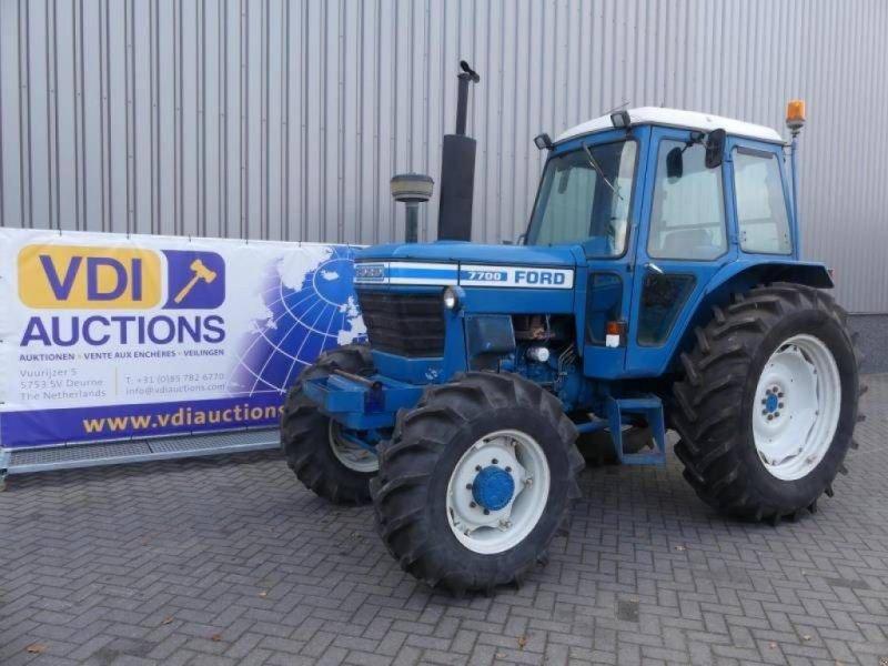 Traktor del tipo Ford 7700, Gebrauchtmaschine en Deurne (Imagen 1)