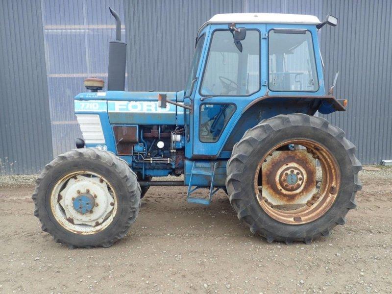 Traktor typu Ford 7710, Gebrauchtmaschine w Viborg (Zdjęcie 1)