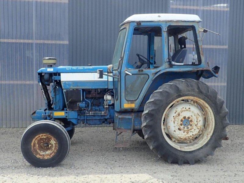 Traktor des Typs Ford 7710, Gebrauchtmaschine in Viborg (Bild 1)