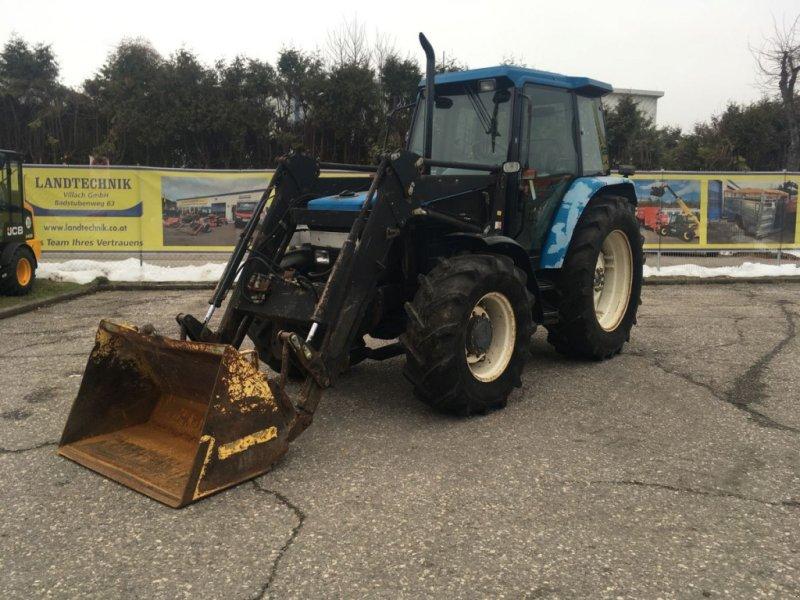 Traktor des Typs Ford 7740 A SLE, Gebrauchtmaschine in Villach (Bild 1)