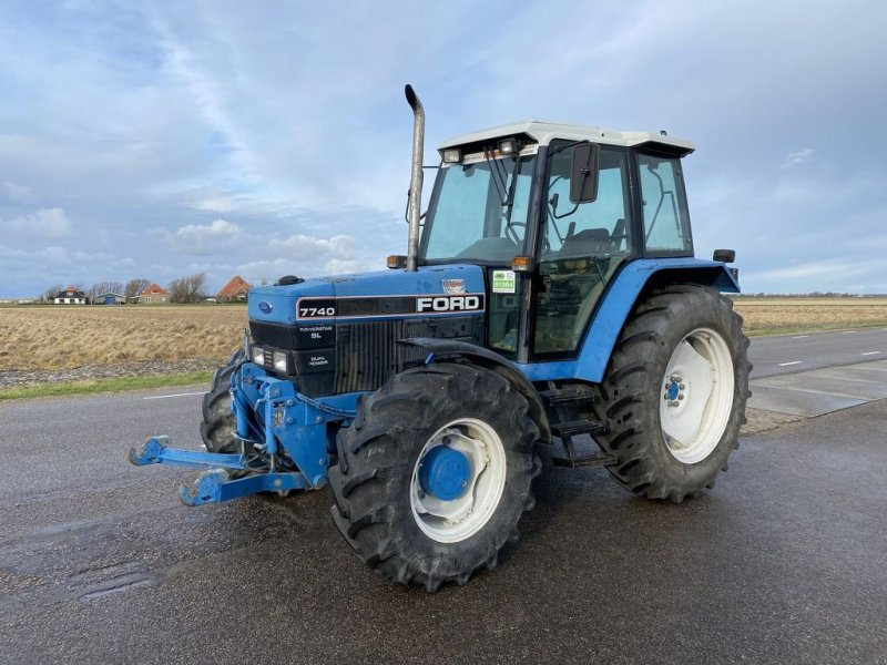 Traktor типа Ford 7740 SL, Gebrauchtmaschine в Callantsoog (Фотография 1)