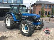 Ford 7840 4wd. Traktor