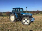 Ford 7840 SL Få timer Traktor