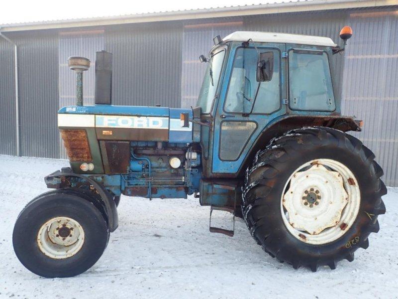 Traktor del tipo Ford 8210, Gebrauchtmaschine en Viborg (Imagen 1)