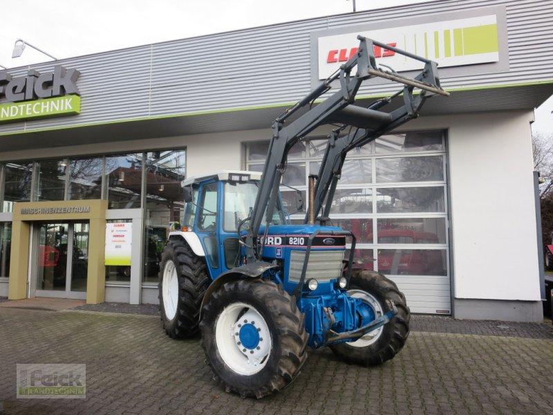 Traktor del tipo Ford 8210, Gebrauchtmaschine en Reinheim (Imagen 1)