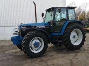 Traktor типа Ford 8240 Powerstar SLE, Gebrauchtmaschine в Leende